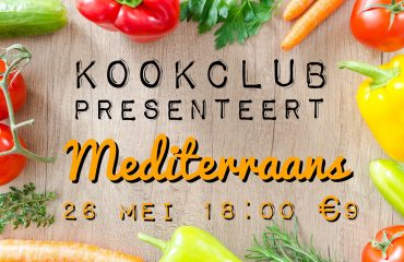 MFC Vorchten Kookclub mediterraans
